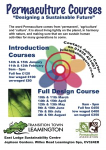 Permaculture in Leamington Spa