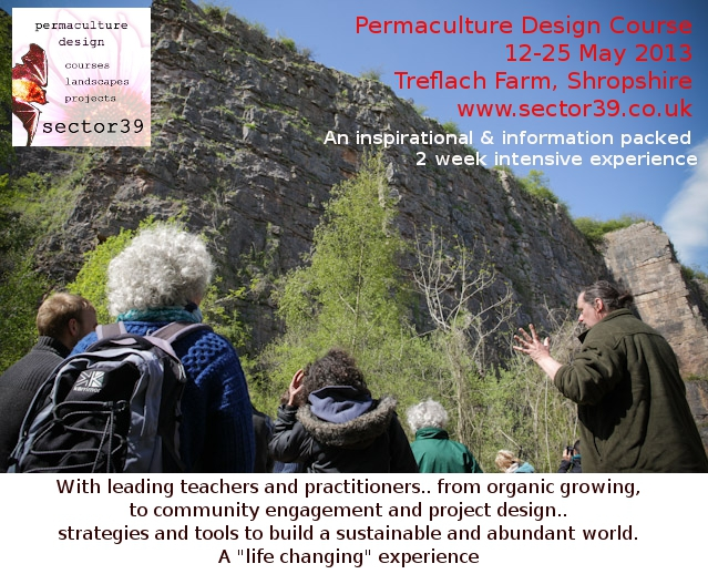 permaculture design course 2013