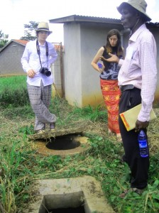 School biogas project