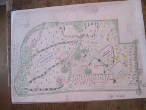 The main design map