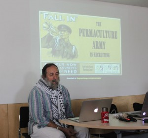 the Permaculture Army is recruiting